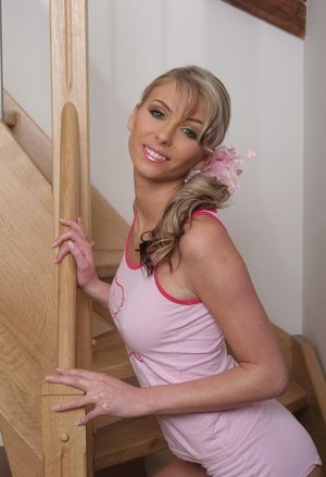 Blonde With Pigtails Pics